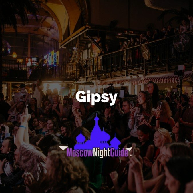Gipsy Club Moscow reviewed by Moscownightguide